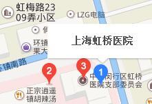 上海虹桥医院百度地图